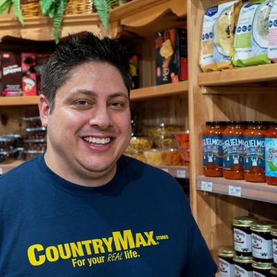 Paul Guglielmo to be face and voice of new CountryMax campaign