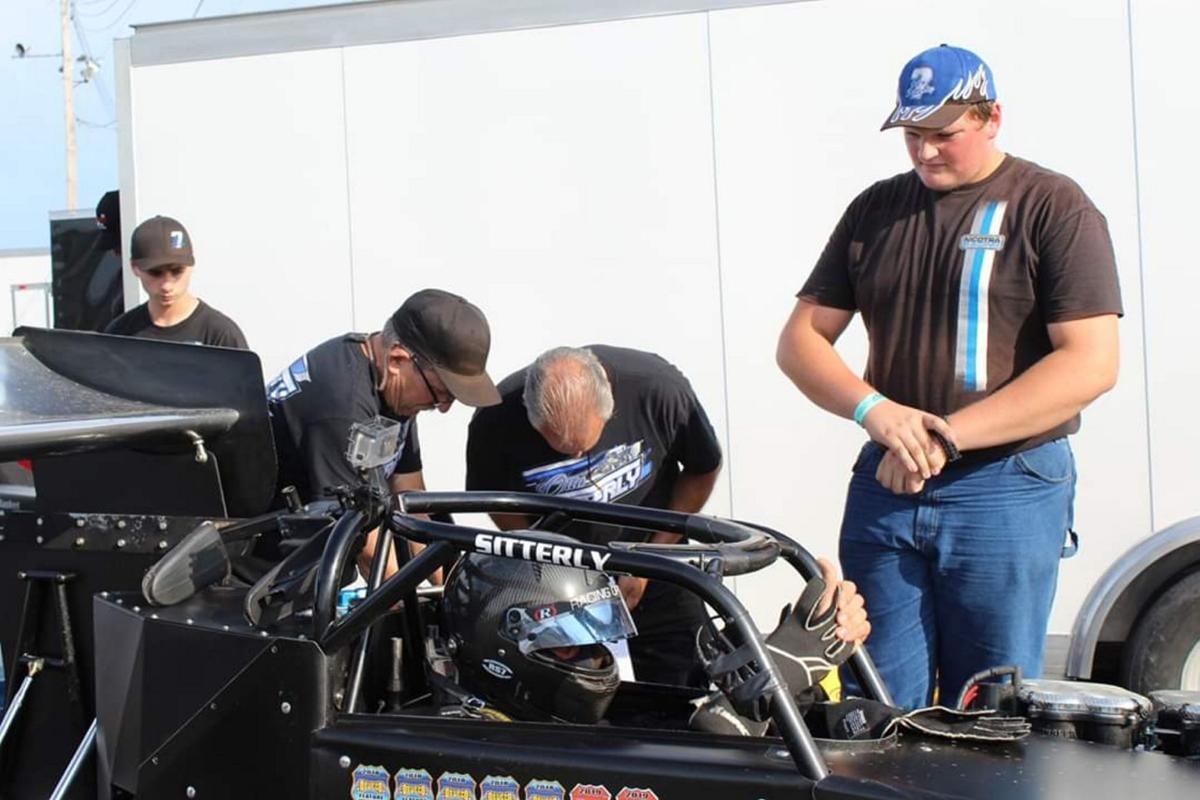 History-making championship night at Oswego Speedway