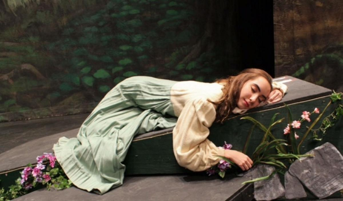 'As You Like It' reveals love is never simple Indian River: Students to bring Shakespeare to stage Friday and Saturday nights