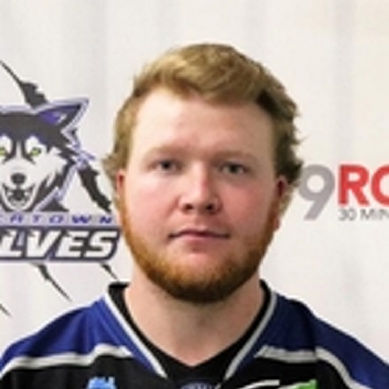 Wolves trade long-time defenseman Powell to Dashers
