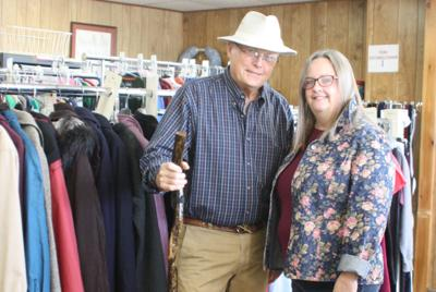 Show will feature thrift shop clothes