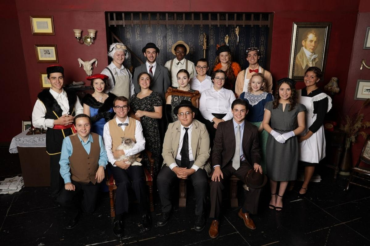 Cicero-North Syracuse High School presents the play 'You Can't Take It With You'