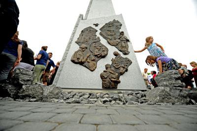 Grant will help preserve statue