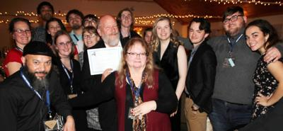 Harlequin Productions earns runner-up finish at statewide festival
