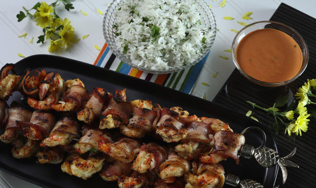 ebabs make it a party Three marinades for three meats