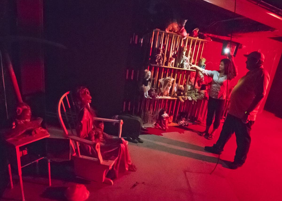 'Horror' awaits at St. Lawrence Centre mall