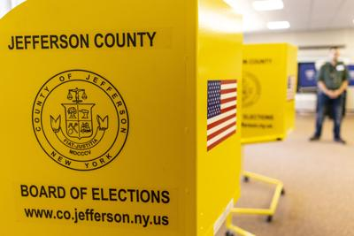Fewer polling sites to open for primary