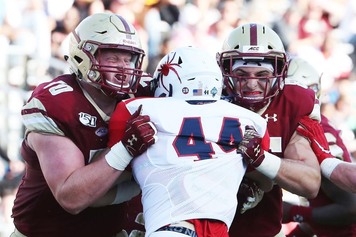 Phoenix native focused on strong ending to collegiate football career