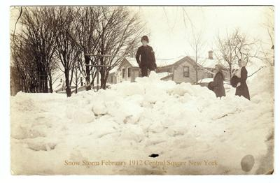 History Talk on Blizzard of '66