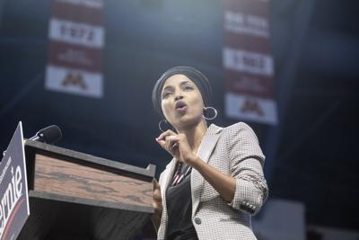 'We should hang' Ilhan Omar, GOP House candidate says while seeking donations