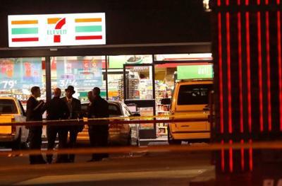Man fatally stabs 4 in California crime spree