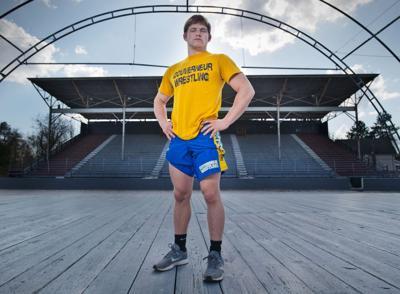 Gouverneur's Baer to wrestle for Binghamton
