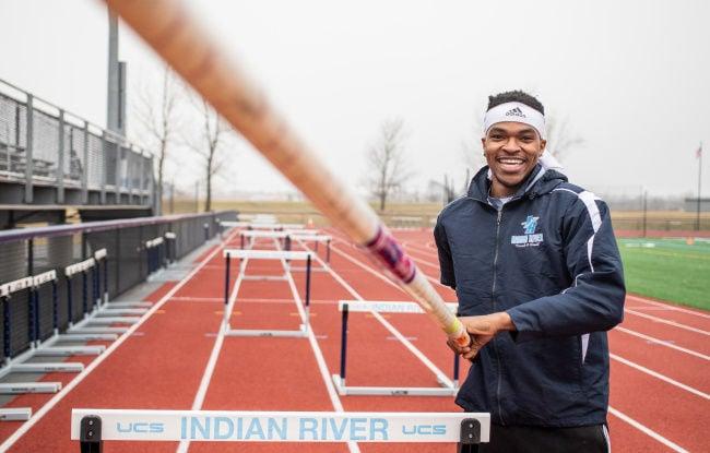 JOSEPH LEAPS INTO COMEBACK YEAR | High School Sports