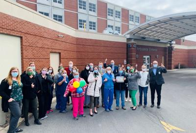 Oswego Health staff recognized for going above and beyond throughout pandemic