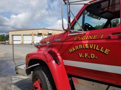 Fast response quickly puts out Harrisville school fire