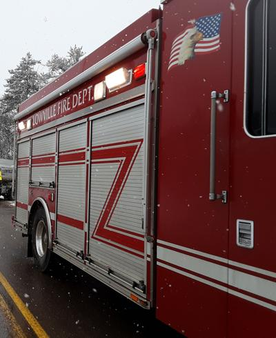 Quick response helps avert larger fire in Lowville, chief says