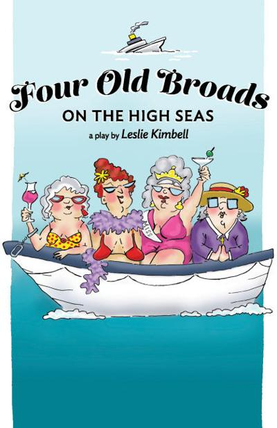 Auditions set for 'Four Old Broads'