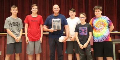 Jeff Shirley bids farewell to Pulaski athletics