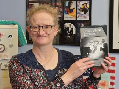 SUNY Oswego faculty collaborate for book on capital punishment in movies