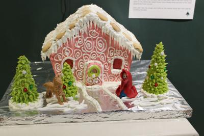 TAUNY accepting entries for gingerbread house contest