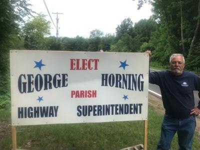 George Horning running for Parish Highway Superintendent