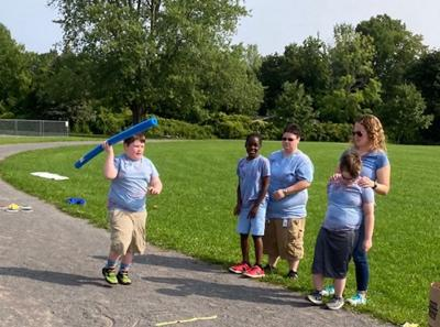 CiTi students learn Olympics history, importance of teamwork and competition
