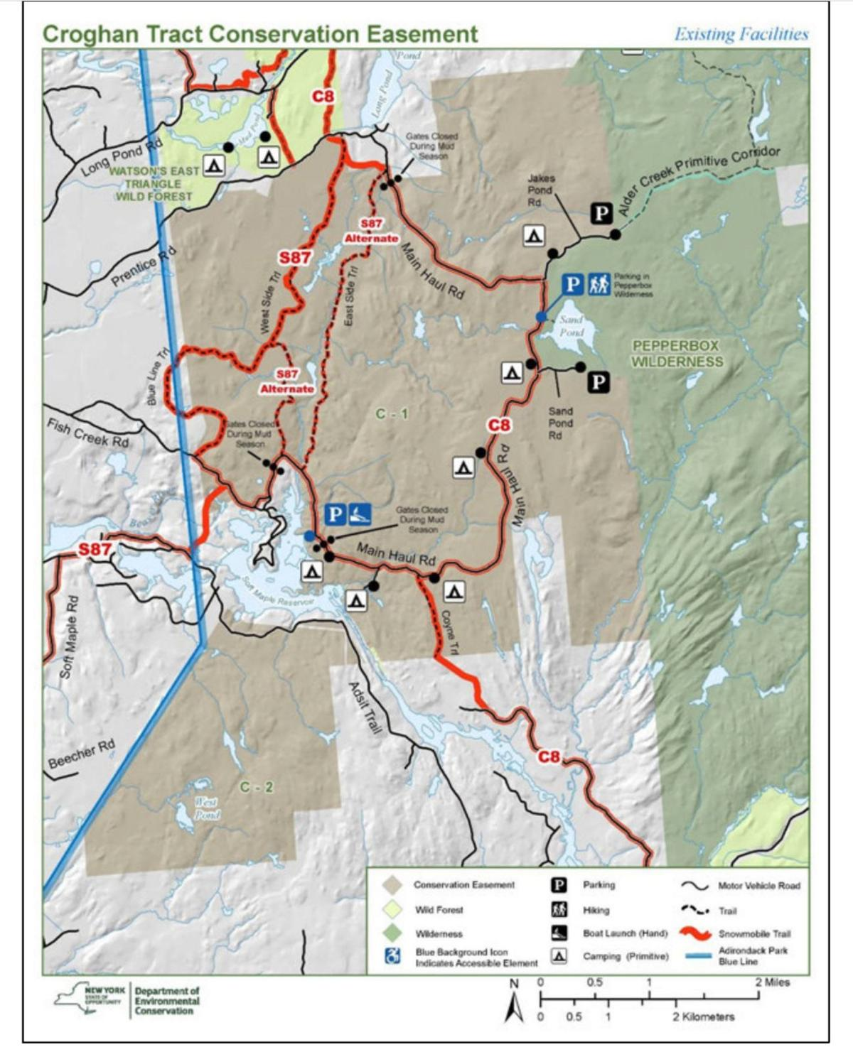 Input sought on Croghan Tract plan