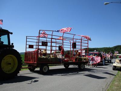Fourth of July parade in Turin will be held