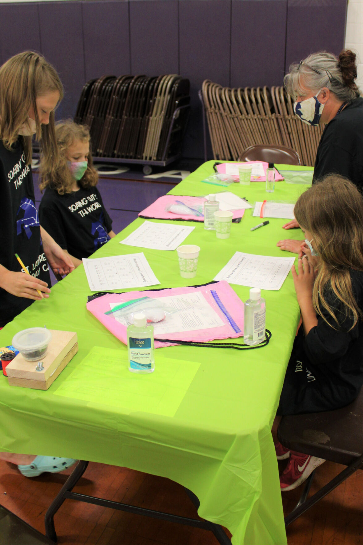Day Camp offers Girl Scouts experiences, badges