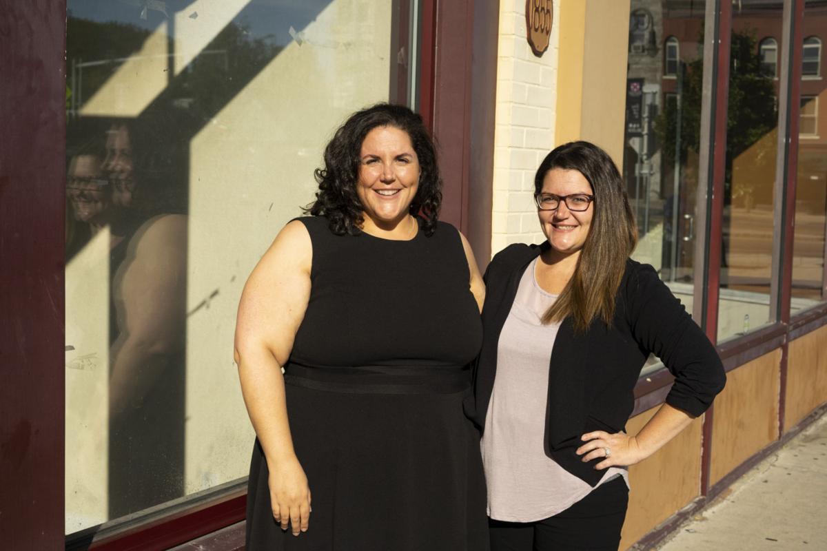 Two seek to open bridal shop