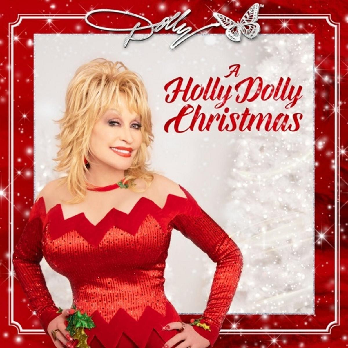 Dolly Parton says it's time for Christmas music
