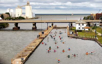 Oswego Paddlefest offers unique canal experience on Aug. 17