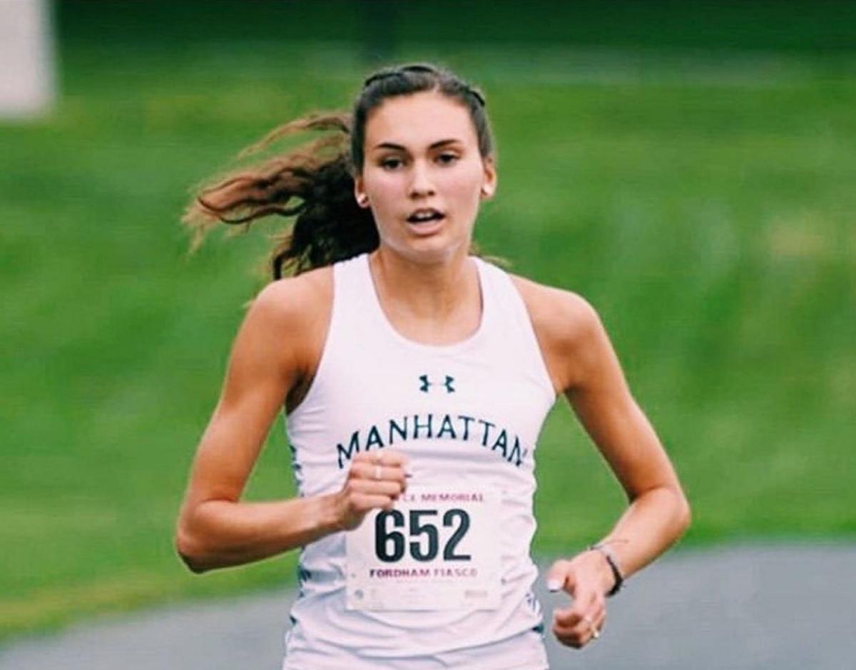 Hali Ielfield, Manhattan College