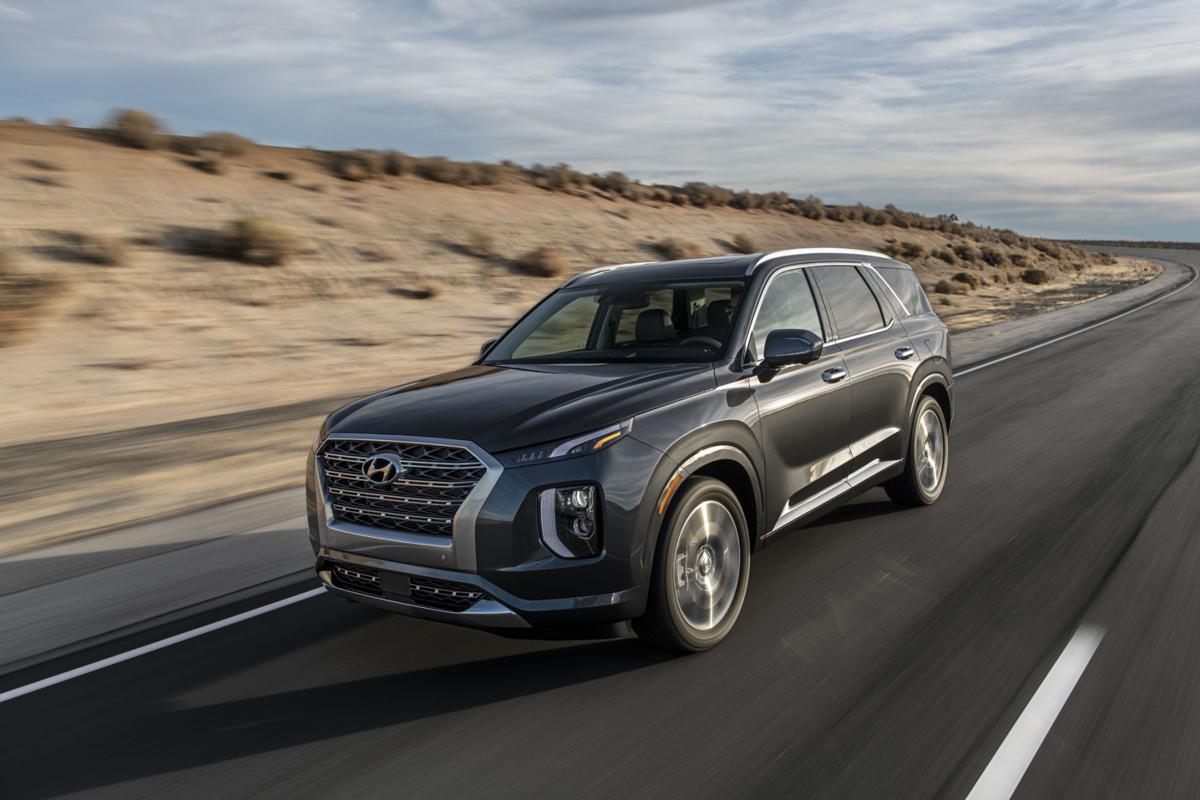 Hyundai Palisade highlight the softer side of three-row SUVs