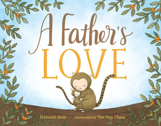 Celebrate Father's Day with these new picture books