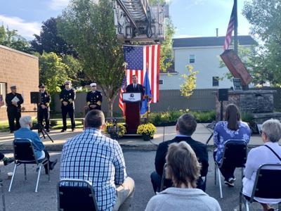 City of Oswego holds 20th anniversary of 9/11 memorial events