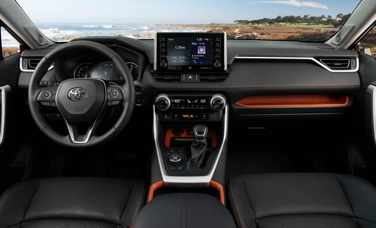 Toyota RAV4 gets rugged, ready for Adventure