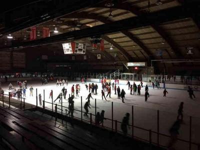 Sponsors help Massena Arena host free skating