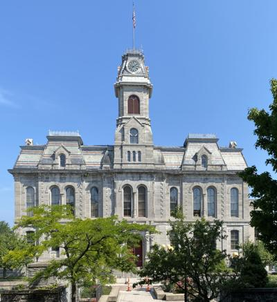 Oswego City Hall $2.6 million restoration project begins