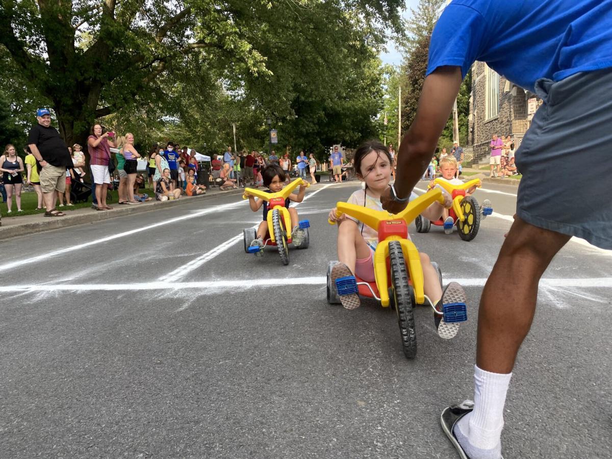 Dairy Princess Festival marks return to Canton