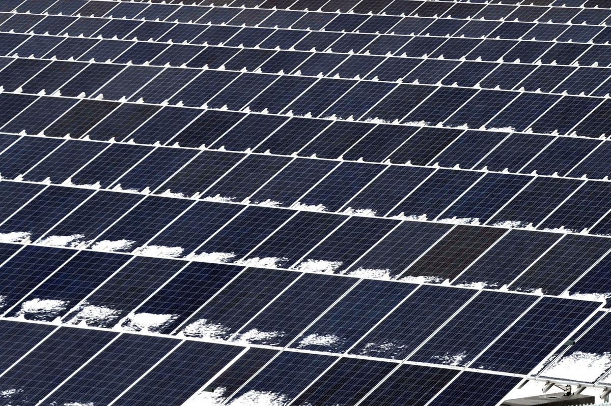 Meeting will detail new solar project