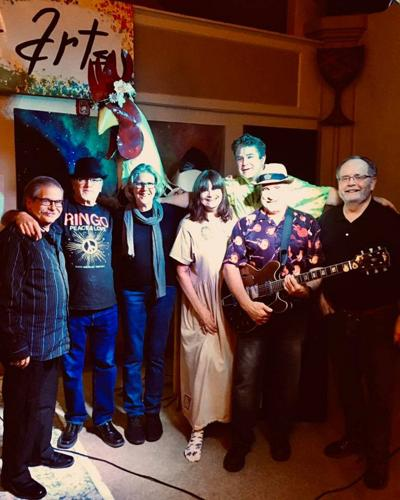 The Baby Boomers Band in concert