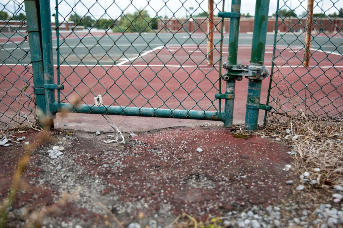 Tennis makeover