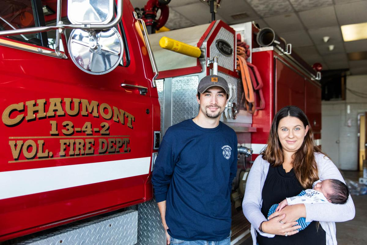 Newly-minted EMT helps deliver baby in Chaumont