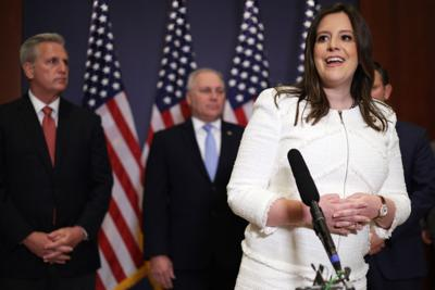 Stefanik says new role good for district
