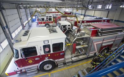 Massena firefighters to receive updated breathing equipment