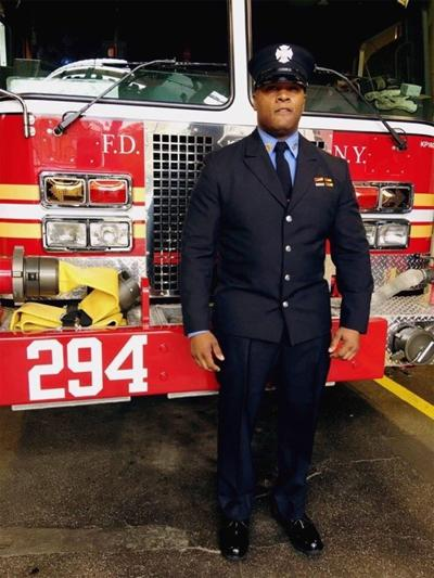 Black FDNY firefighter's lawsuit alleges discrimination for opposing order to use water hoses on George Floyd protesters