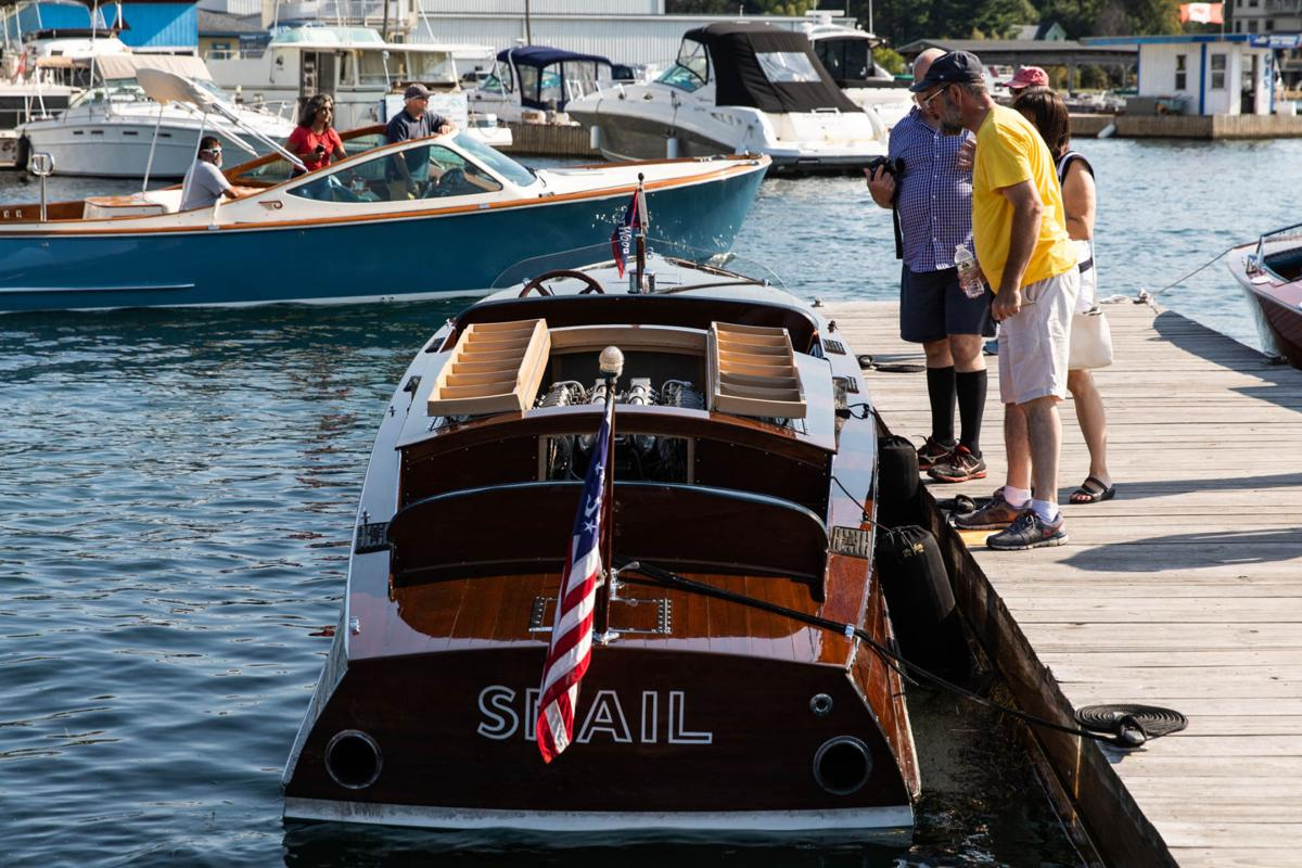 Local entry built in '39 wins boat show prize