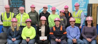 Arconic employees Help breast cancer Patients