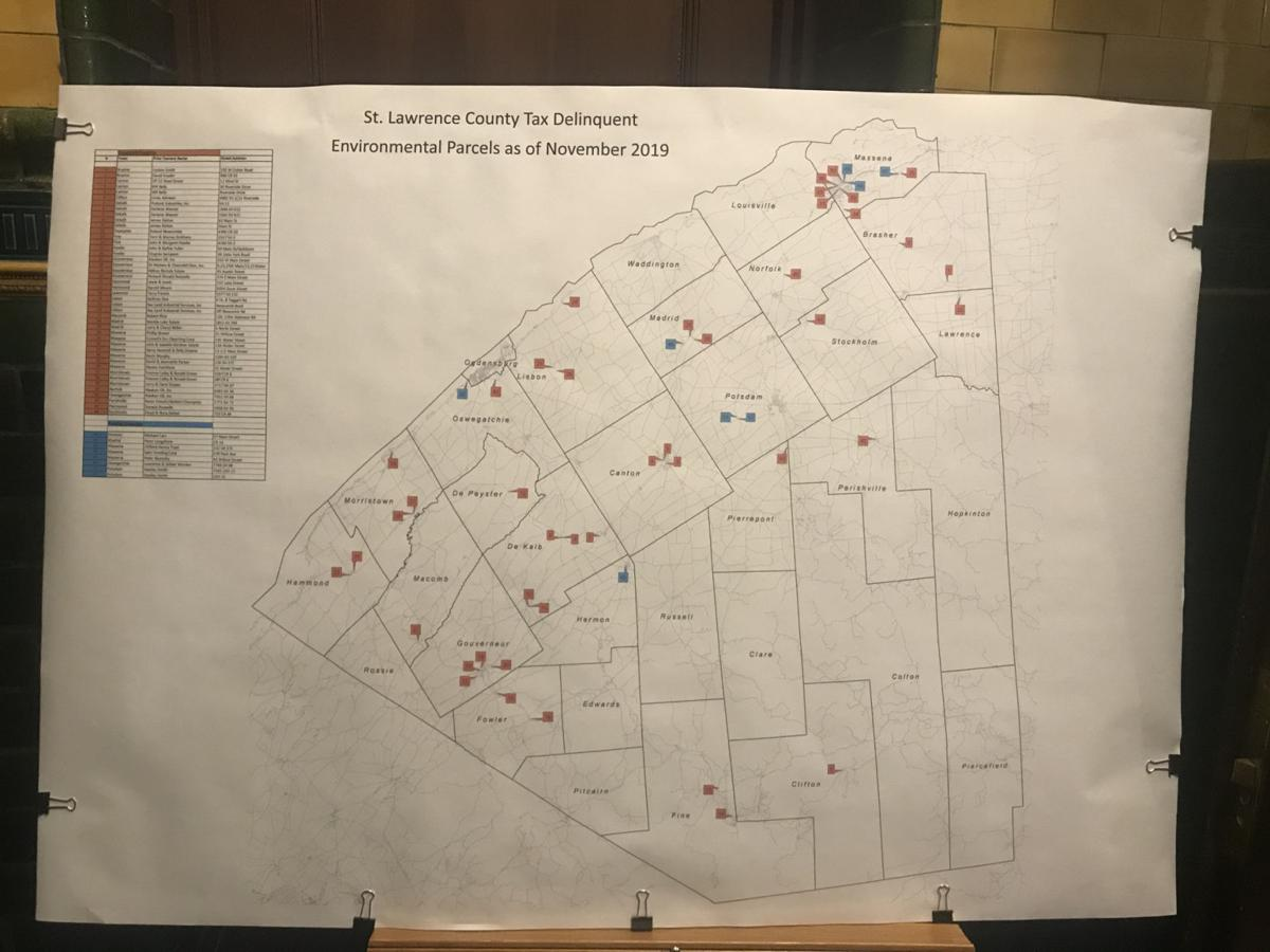 Cleanup of 52 properties tied to teamwork